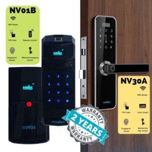 Digital Door Lock Bundle